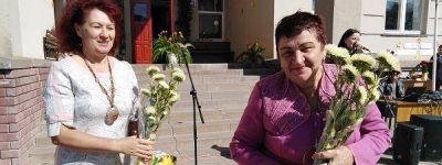 Престольный праздник отметили в Демидовке
