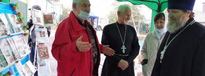 Выставку «Дивный свет родного города» открыли в Короче на праздник Рождества Пресвятой Богородицы