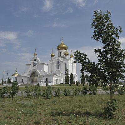 Храм Рождества Христова в Старом Осколе