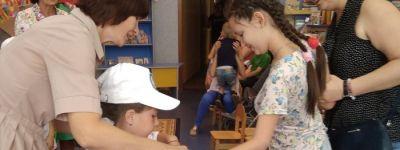 Благотворительную акцию «Поможем особенным детям собраться в школу» провели в Строителе