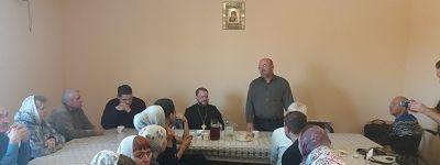 Лекцию «Неоязычество в России» прочитали на Архиерейском подворье в Шопино