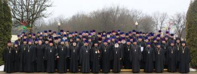 Заседание епархиального Совета и годовое епархиальное собрание состоялись в Губкине