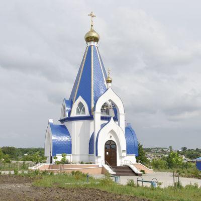 Храм во имя иконы Пресвятой Богородицы «Иверская» в Черниково