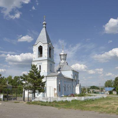 Храм Рождества Пресвятой Богородицы в городе Бирюч