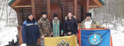 Источник, освященный во имя Корсунской иконы Божией Матери, обустроили в Беломестном
