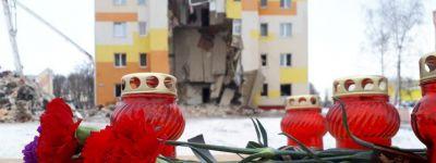 Губкинские священники оказывают помощь пострадавшим от взрыва в Яковлево