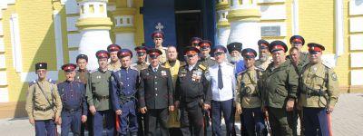 Учредительный Круг казаков Великого Братства Казачьих войск прошёл в Погромце
