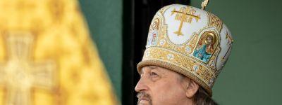 Белгородский митрополит принял участие в программе «Светлый вечер» на радио «Вера»
