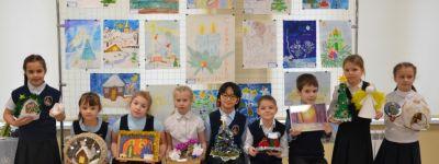 Рождественская выставка «Дары волхвов» открылась в православной гимназии в Старом Осколе