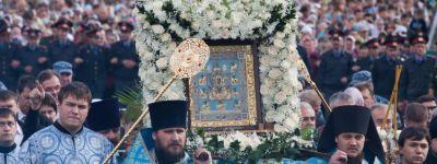 Белгородцы примут участие в Крестном ходе в Курской Коренной пустыни 25 сентября