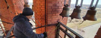 Во всех  храмах Губкинской епархии совершен молебен о здравии всех жителей Белгородской области