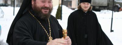 Терпения, крепкого здоровья, мира, обильных даров Божиих и неиссякаемой духовной радости пожелали в Яковлевском благочинии епископу Губкинскому