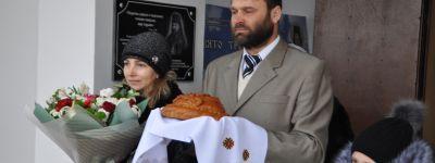 Епископ Валуйский совершил архипастырский визит в город Алексеевка