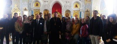 Белгородские семинаристы осуществили миссионерскую миссию в Белгородском университете