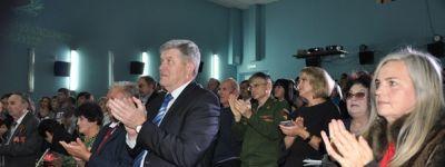 Батюшка из Ломного стал «Почётным гражданином Грайворонского района»