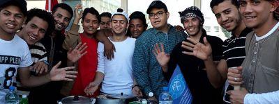 Студенческий фестиваль «Дружба народов» завершился в Старом Осколе
