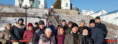 Труженики Лебединского ГОКа  совершили паломническую поездку в Курскую  Коренную пустынь