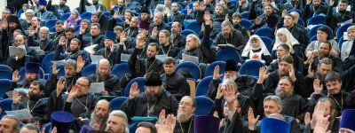 Принят Итоговый документ Съезда Белгородской митрополии