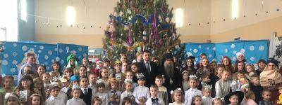 Руководитель Алексеевского городского округа вместе с епископом Валуйским побывал на «Архиерейской ёлке»