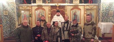 Состоялся круг Погромского хуторского казачьего общества