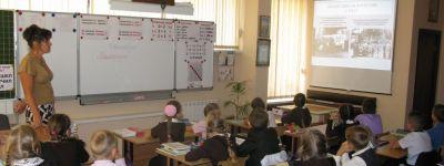Уроки милосердия провели в белгородской православной гимназии