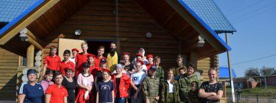 Московские кадеты посетили храм преподобного Илии Муромца в Береговом