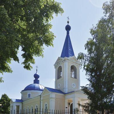 Храм Вознесения Господня в селе Радьковка