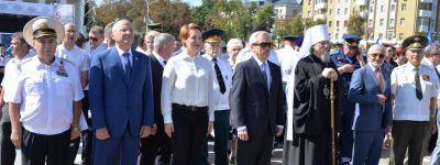 Митрополит Белгородский принял  участие в празднованиях Дня города в Белгороде