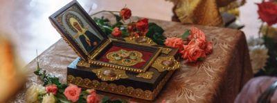 Грайворонцы поклонились мощам святой Матроны