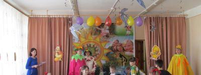 Праздничный утренник «Пасхальный перезвон» организовали в детском саду «Золотая рыбка»