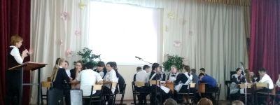 Самыми большими знатоками православия в Волоконовском благочинии в этом году стали школьники из Волчьей-Александровки