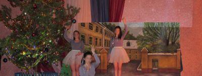 Рождественский спектакль по мотивам сказки  Андерсена «Девочка со спичками» представили девушки-заключённые Новооскольской колонии