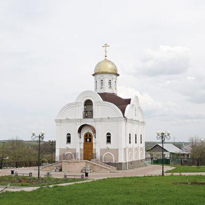 Храм Святителя Николая Чудотворца в Головино