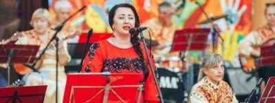 Большой праздничный концерт оркестра русских народных инструментов «Струны благовестия» состоялся в Грайвороне