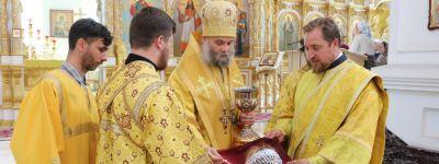 Епископ Валуйский призвал Русь Святую хранить веру православную
