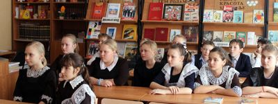 День православной книги встретили в Шаталовке