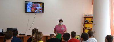 Час духовности «Православная Россия в лицах» организовали в Илёк-Пеньковке
