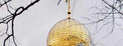 Митрополит Белгородский и Старооскольский Иоанн совершил чин освящения храма на территории ОЭМК