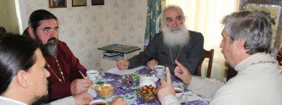 Заседание епархиальной комиссии по изучению духовного и исторического наследия прошло в Ракитном
