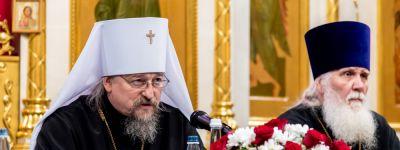 Собрание благочинных Белгородской епархии прошло в Старом Осколе