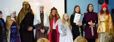 В Ивнянском Центре Молодежных Инициатив состоялся праздничный концерт в честь Рождества Христова
