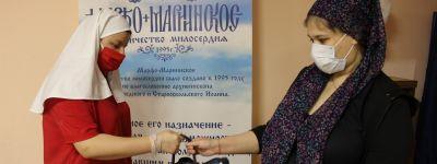 Завершился благотворительный проект «Спешите творить добро!», организованный в пандемию Белгородским университетом и сестричеством милосердия