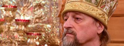 В день памяти преподобного Илариона Великого, митрополит Белгородский совершил Божественную литургию в Богоявленском домовом храме