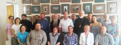 Тренинг «Победить порок можно вместе» по работе с родственниками алкоголиков прошёл в Белгородской духовной семинарии