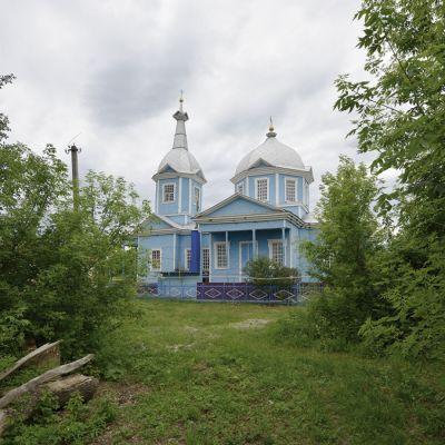 Храм Рождества Пресвятой Богородицы в Крюково