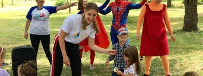 Областной форум молодых семей провели в Борисовском благочинии