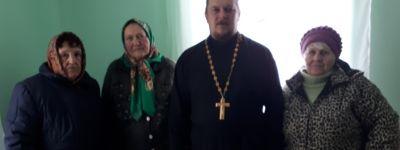 Тему загробной жизни обсудили с батюшкой православные в селе Андреевка
