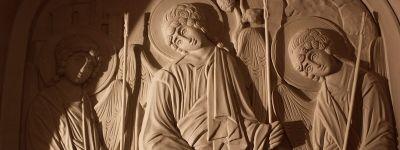 Посетить накануне Рождества Холковский Свято-Троицкий монастырь приглашает Паломнический центр Белгородской митрополии