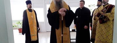 Епископ Валуйский благословил валуйских школьников