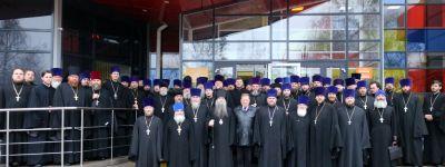 Собрание благочинных состоялось в Валуйской епархии
